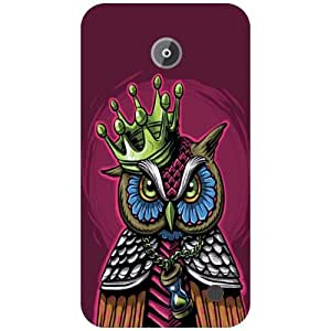 Nokia Lumia 630 Back Cover - Owl Designer Cases