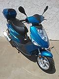 TaoTao PALADIN 150cc Sporty Scooter Big Rugged Wheels