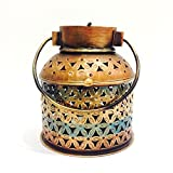 Shivay Arts Metal Handcrafted Tealight Candle Holder