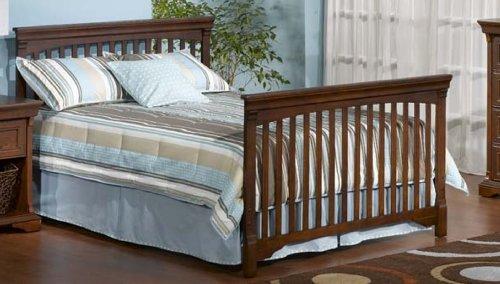 Child Craft Full Bed Rail/Conversion For Arbor Gate Crib, Cherry