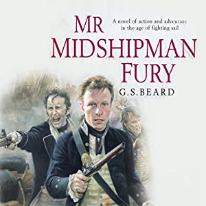 Mr Midshipman Fury Audiobook