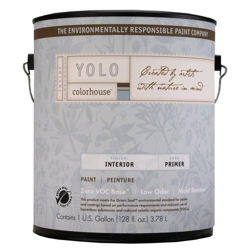 YOLO Colorhouse Interior Primer, Gallon