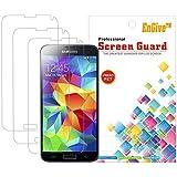3 x EnGive Displayschutzfolie Samsung Galaxy S5 Mini Schutzfolie Folie Displayschutz (Galaxy S5 Mini im 3er Set)
