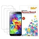 3 x EnGive Displayschutzfolie Samsung Galaxy S5 - Preisverlauf