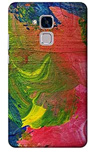 pattern Designer Printed Back Case Cover for Huawei Honor 5C