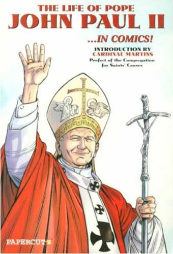 The Life of Pope John Paul II in Comics, Alessandro Mainardi
