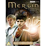 "Merlin Volume 2 [3 DVDs] [UK Import]von ""John Hurt"""