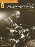 echange, troc Wes Montgomery - Partition : Montgomery Wes Best Of Sign. Licks + Cd