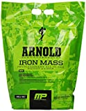 Arnold Schwarzenegger Series Arnold Mass Diet Supplement, Vanilla Malt, 8 Pound