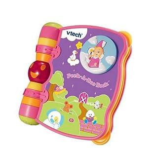 VTech Peek-a-Boo Book (Pink)