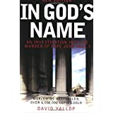 In God's Name: An Investigation into the Murder of Pope John Paul Iby David A. Yallop