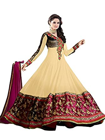 Latest party wear indian dress wedding wear and bridal for Amazon cheap wedding dresses