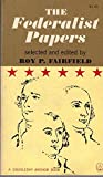 img - for Federalist Papers book / textbook / text book