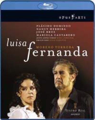 Luisa Fernanda (Domingo)- Torroba - Blu ray