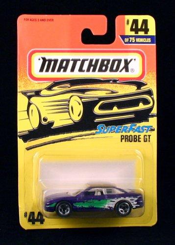 PROBE GT Superfast Series MATCHBOX 1997 Basic Die-Cast Vehicle (#44 of 75)