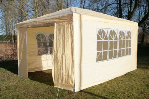 Tonnelle 4m pas cher for Gazebo 4x3 amazon