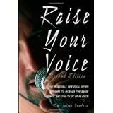 Raise Your Voice ~ Jaime J Vendera
