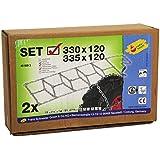 409693 - rolly toys - 2 x Schneekette für Räder 335x120-12M