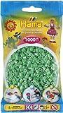 HAMA 207-11 - Perlen hellgrün, 1000 Stück hergestellt von DAN Import