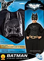 Batman: The Dark Knight Rises: Action Suit with Cape and Mask (Black)