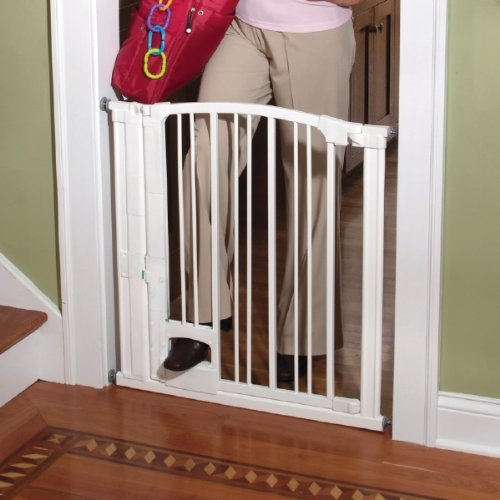 Pressure-Mounted Baby Safety Gates