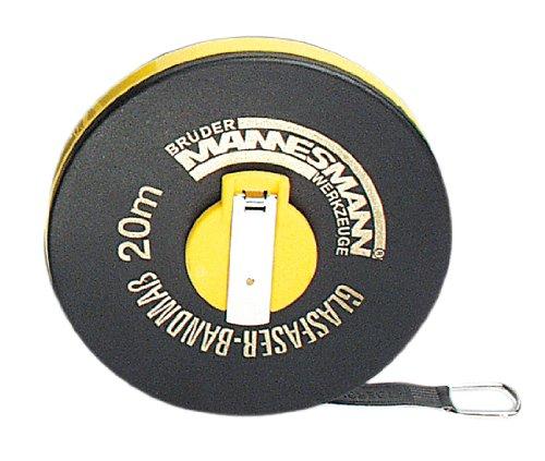 mannesmann-m-807-20-metro-a-nastro-20-m-fibra-di-vetro