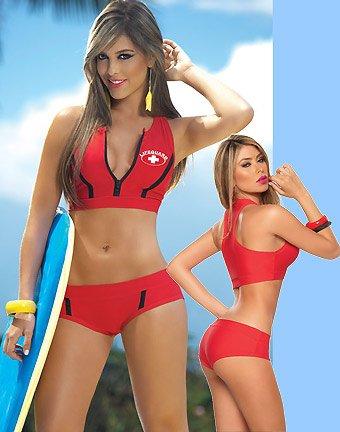 nude hot girl lifeguard