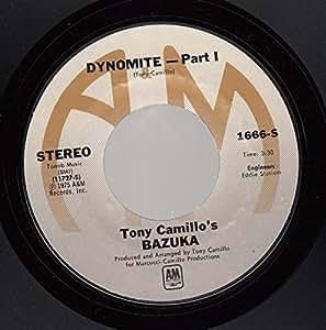 Tony Camillo's Bazuka* Bazuka - Love Explosion / Bazuka Limited