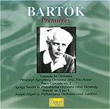 Bartók Premières