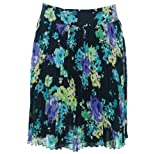 Charter Club Pleated Skirt Intripid Blue Combo 6