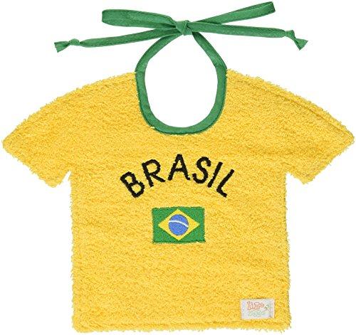 Zigozago ジゴザゴ ユニフォームビブ サッカー ブラジル