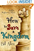 How To Save A Kingdom (The Journals of Myrth, Book 2)