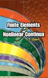 img - for Finite Elements of Nonlinear Continua (Dover Civil and Mechanical Engineering) book / textbook / text book