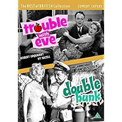Comedy Capers: Trouble with Eve & Double Bunk