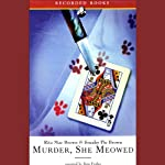 Murder She Meowed (       UNABRIDGED) by Rita Mae Brown Narrated by Kate Forbes