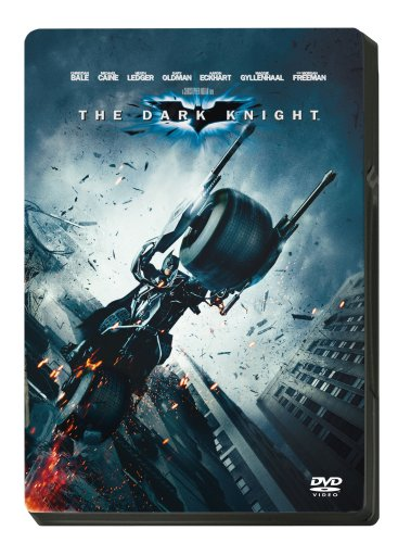 The Dark Knight (2-Disc Steelbook) [Special Edition]