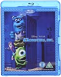 Monsters, Inc. [Blu-ray] [Region Free]