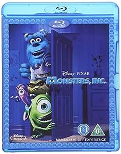 Monsters Inc. [Reino Unido] [Blu-ray]