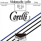 Corelli Strings For Cello Gut C Gut/silver-Tungsten; 33 1/2