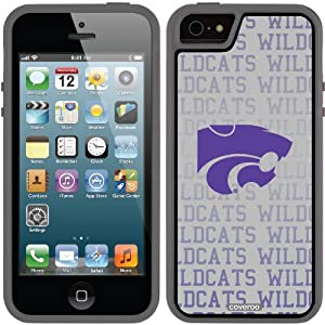 Buy Kansas State Wildcats Full design on a Black iPhone 5s 5 Guardian Case by Coveroo by Coveroo
