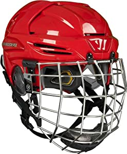 Buy Warrior Krown Hockey Helmet Combo by Warrior