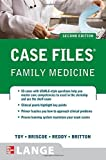 img - for Case Files Family Medicine, Second Edition (LANGE Case Files) 2nd (second) by Toy, Eugene, Briscoe, Donald, Reddy, Bal, Britton, Bruce (2009) Paperback book / textbook / text book