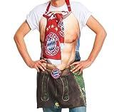 Grillschürze FC Bayern München