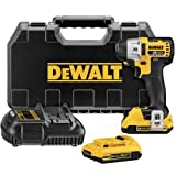 DEWALT DCF895D2 20V Max XR Lithium Ion Brushless 3-Speed...