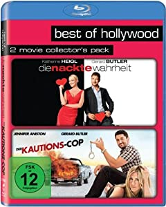 Best of Hollywood 2012 - 2 Movie Collector's Pack 48 (Der Kautions-Cop / Die nackte Wahrheit) [Blu-ray]