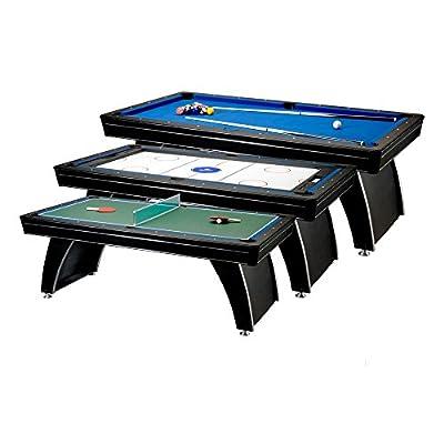 Fat Cat 7 ft. Phoenix 3-in-1 Billiard Table