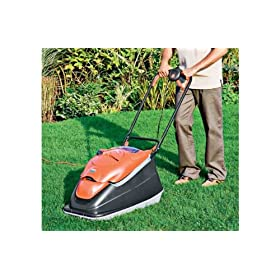 Flymo Vision Compact 380 Electric Hover Mower with Easi Reel