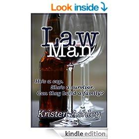 Law Man (Dream Man Series Book 3)