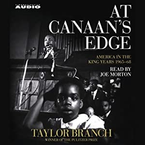 At Canaan's Edge: America in the King Years 1965-68 | [Taylor Branch]