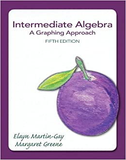 Intermediate Algebra Chapter 2: Equations, Inequalities